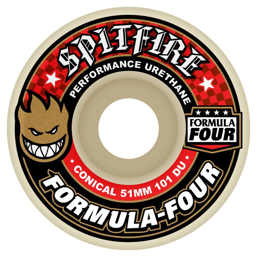 SPITFIRE SPITFIRE F4 CONICAL FULL 101D 53MM