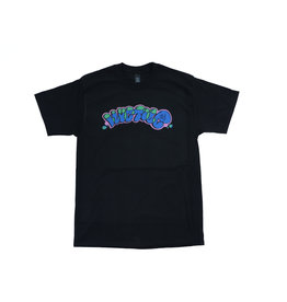 BLUETILE BLUETILE GRAFFITI T-SHIRT BLACK