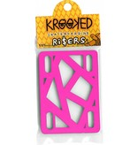 KROOKED KROOKED RISER PADS
