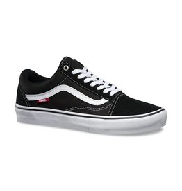 VANS VANS OLD SKOOL PRO BLACK / WHITE