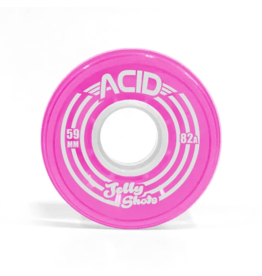 Acid Wheels ACID WHEELS JELLY SHOTS 82a 59mm PINK