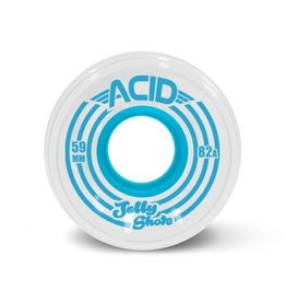 Acid Wheels ACID WHEELS JELLY SHOTS 82a 59mm WHITE