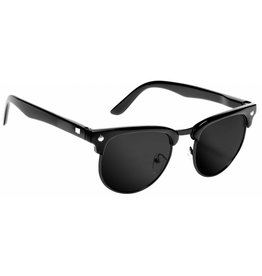 GLASSY GLASSY SUNHATERS MORRISON MATTE BLACK