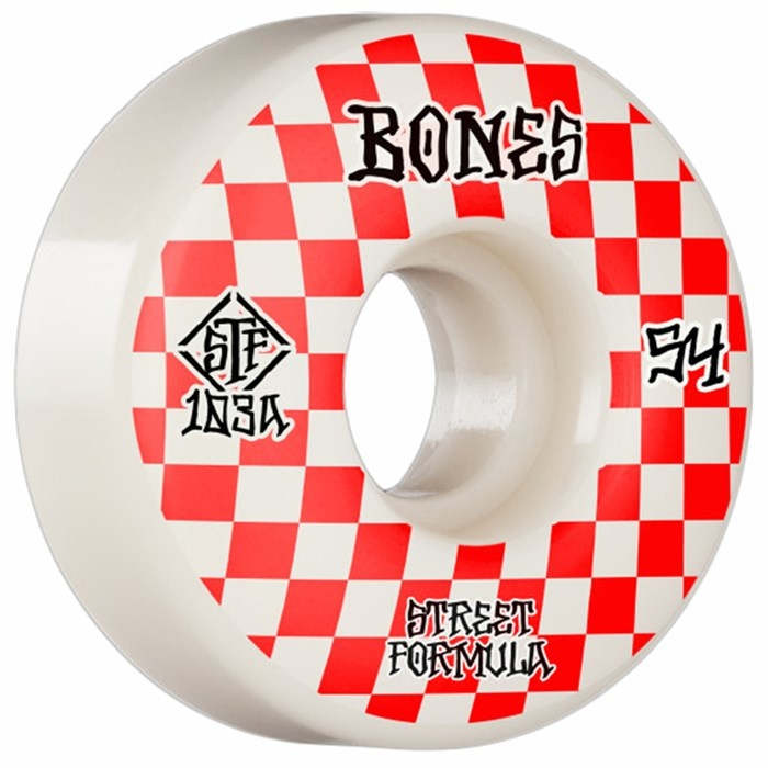 BONES BONES STF PATTERNS 52MM 103a V3 SLIMS