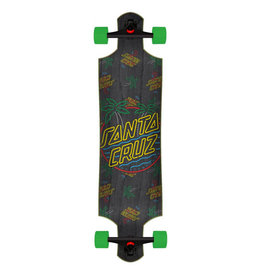 SANTA CRUZ SANTA CRUZ GLOW DOT DROP DOWN 40""