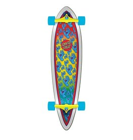 SANTA CRUZ SANTA CRUZ HANDS ALLOVER PINTAIL 39""