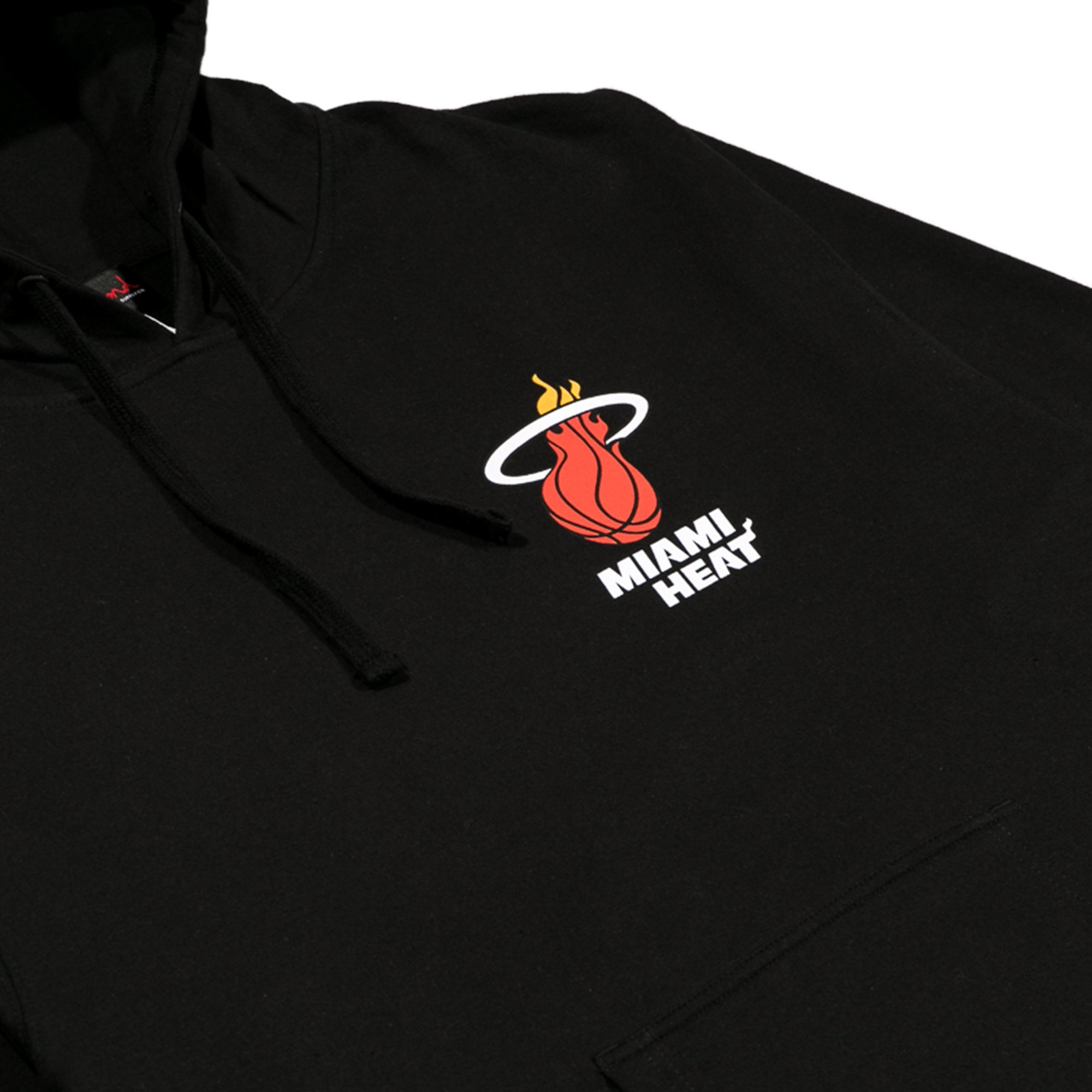 DIAMOND x SPACE JAM x HEAT HOODIE