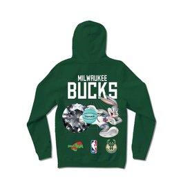 DIAMOND x SPACE JAM x BUCKS HOODIE