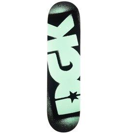 DGK DGK O.G. LOGO BLACK / MINT 8.25