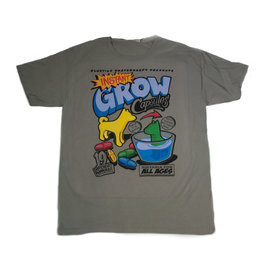 BLUETILE BLUETILE INSTANT FRIEND T-SHIRT GREY