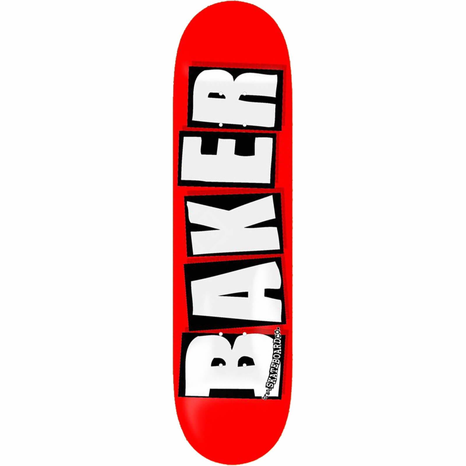 BAKER BAKER O.G. LOGO 8.5