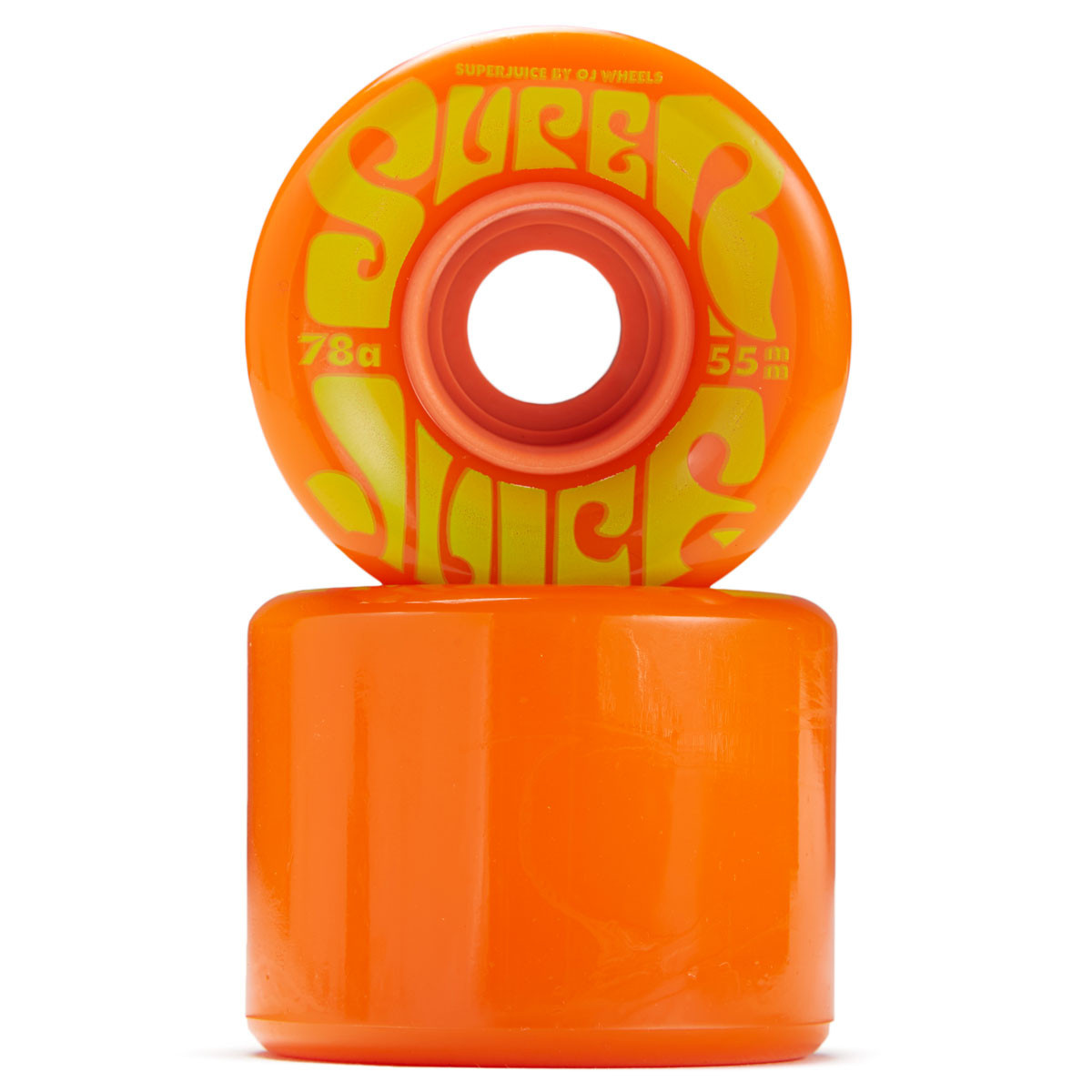 OJ WHEELS OJ WHEELS MINI SUPER JUICE ORANGE 78a 55mm