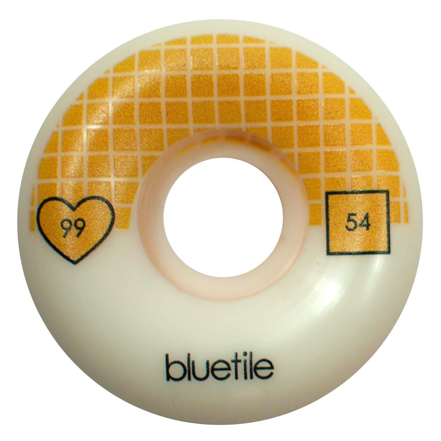BLUETILE BLUETILE WHEELS 54MM 99a CONICAL
