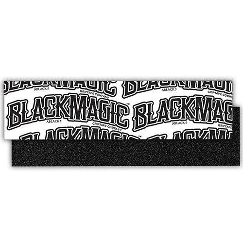 BLACK MAGIC BLACK MAGIC GRIPTAPE BLACK 9X33
