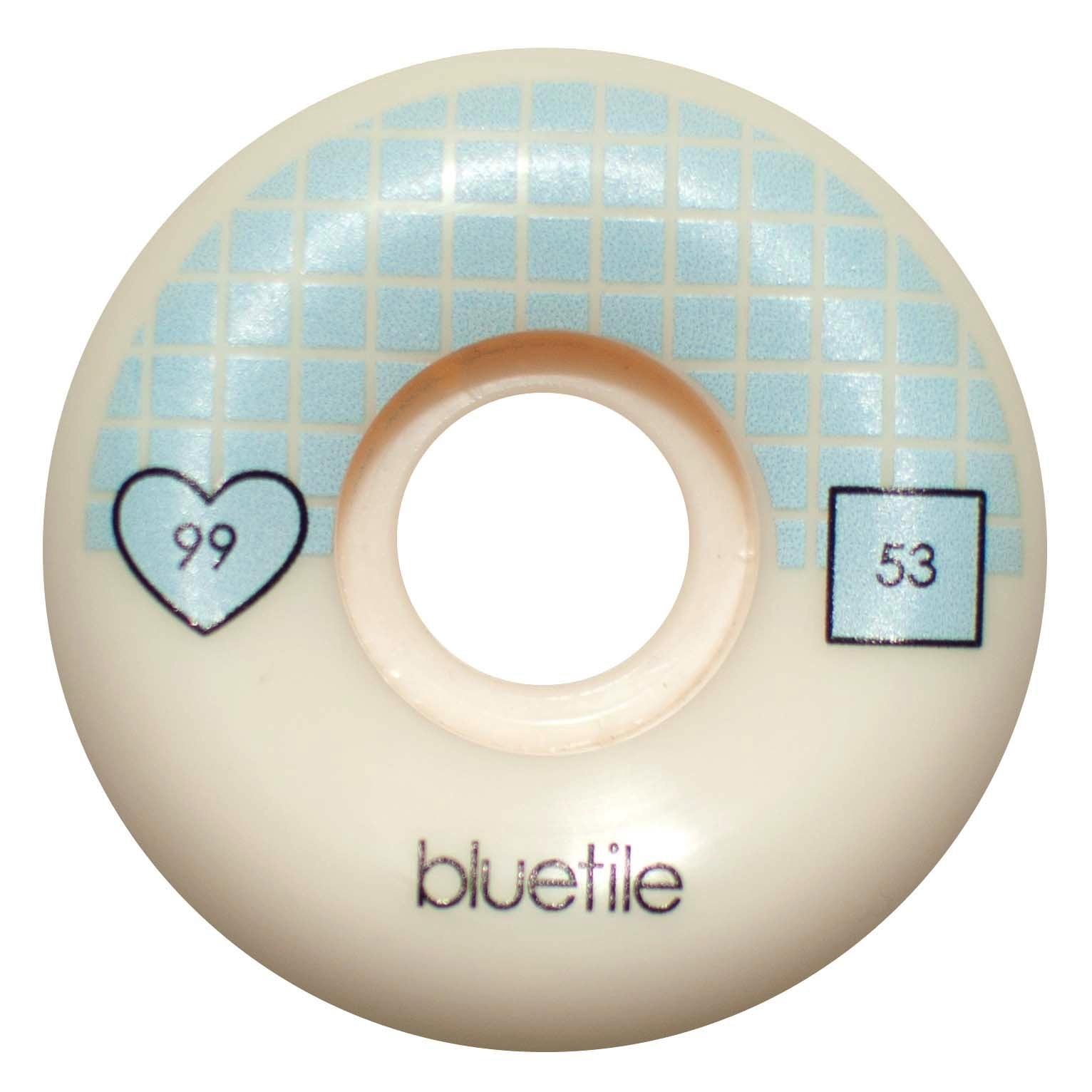 BLUETILE BLUETILE WHEELS 53MM 99a CONICAL