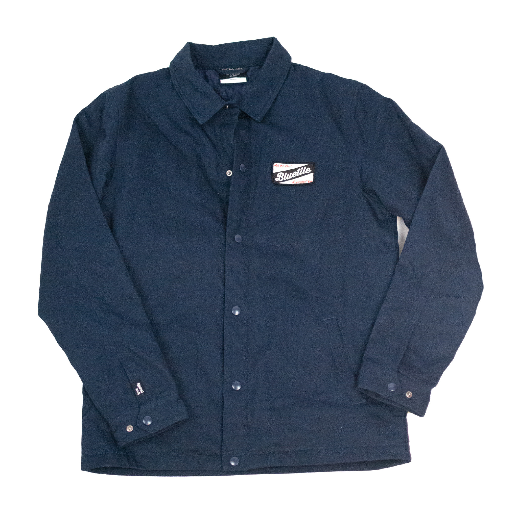 BLUETILE BLUETILE CRAFT MECHANIC JACKET
