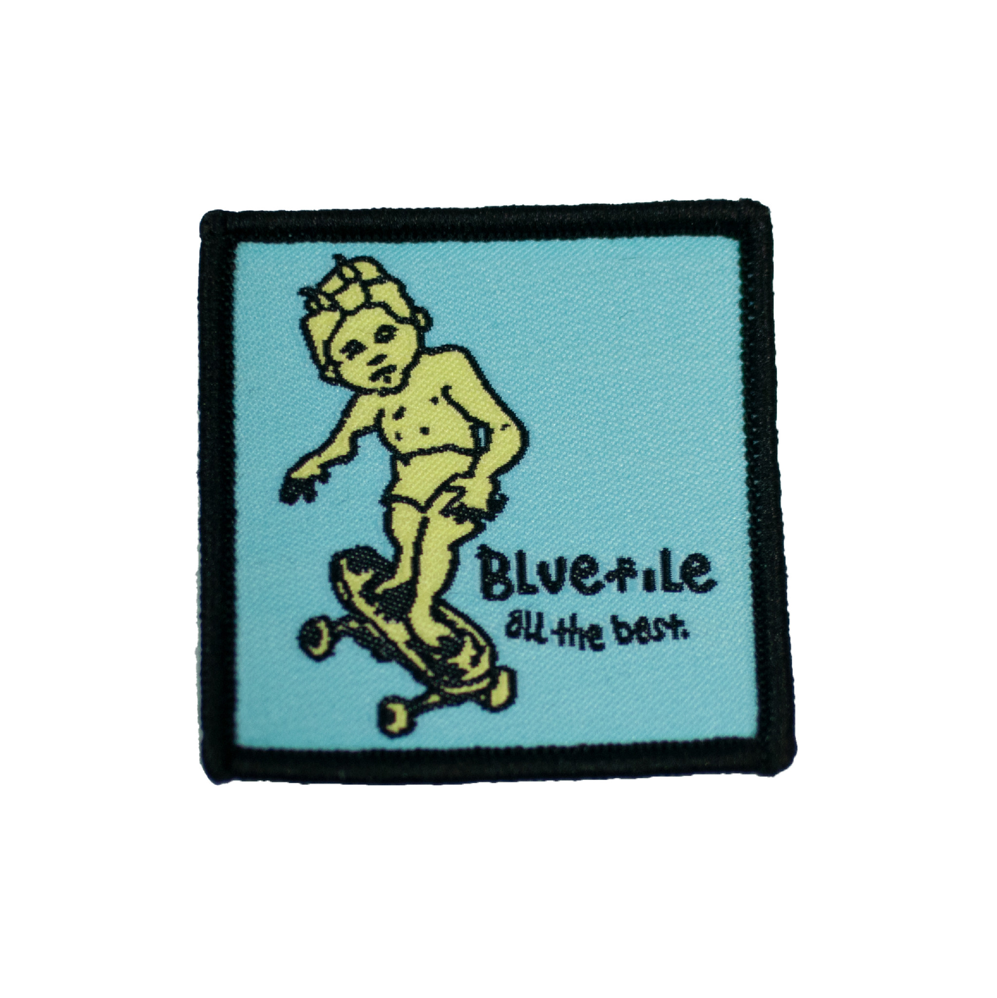 BLUETILE BLUETILE SKETCHY GONZ PATCH