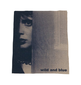 BLUETILE BLUETILE WILD AND BLUE CANVAS PATCH