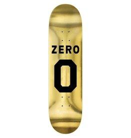 ZERO ZERO NUMERO GOLD 8.375