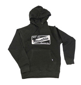 BLUETILE BLUETILE CRAFT HOODIE CHARCOAL REFLECTIVE