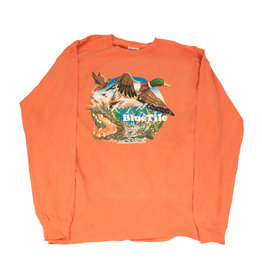 BLUETILE BLUETILE WILDERNESS DUCKS LONG SLEEVE HORIZON