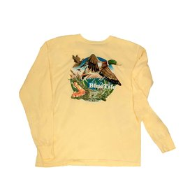 BLUETILE BLUETILE WILDERNESS DUCKS LONG SLEEVE SUMMER SQUASH