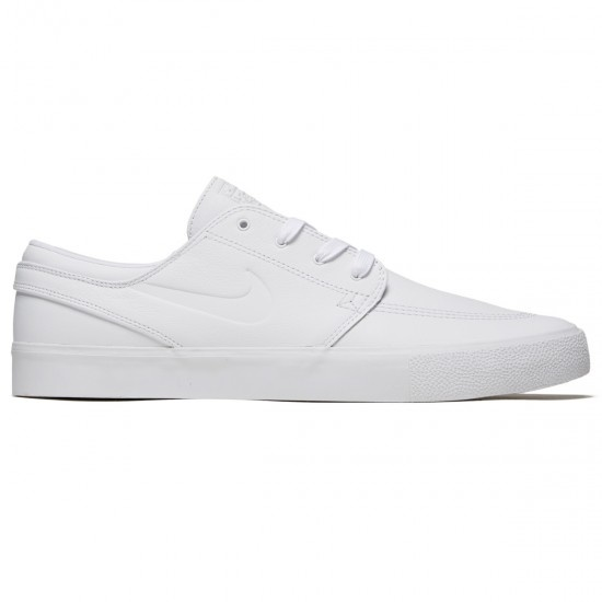 NIKE SB JANOSKI RM PREMIUM WHITE LEATHER