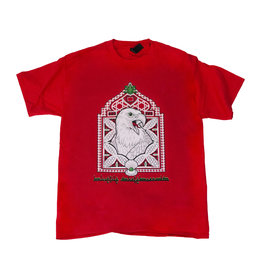 BLUETILE BLUETILE BIRD OF PREY T-SHIRT RED