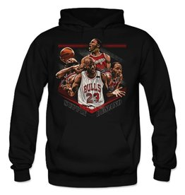 Supply & Demand SUPPLY & DEMAND MJ SHRUG HOODIE BLACK