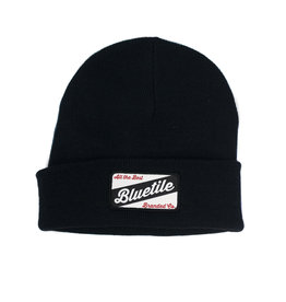 BLUETILE BLUETILE CRAFT PATCH BEANIE NAVY