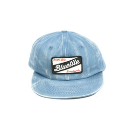 BLUETILE BLUETILE CRAFT PATCH HAT FADED DENIM