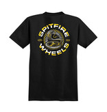 SPITFIRE SPITFIRE DEEP CUTS T-SHIRT BLACK