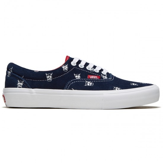 VANS VANS ERA PRO KADER SYLLA NAVY / RED
