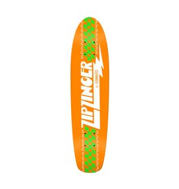 KROOKED KROOKED ZIP ZINGER 7.75 CLASSIC ORANGE