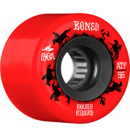 BONES BONES ATF ROUGH RIDER WRANGLERS 80A 56MM RED