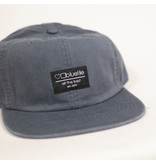 BLUETILE BLUETILE SUPPLY PATCH HAT PETROL BLUE