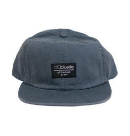 BLUETILE BLUETILE SUPPLY PATCH HAT PETROL BLUE