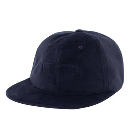 FUCKING AWESOME FUCKING AWESOME OUTLINE DRIP BLACK UNSTRUCTURED STRAP BACK