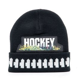 HOCKEY HOCKEY NEIGHBOR BEANIE BLACK