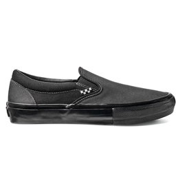 VANS VANS SKATE SLIP-ON BLACK
