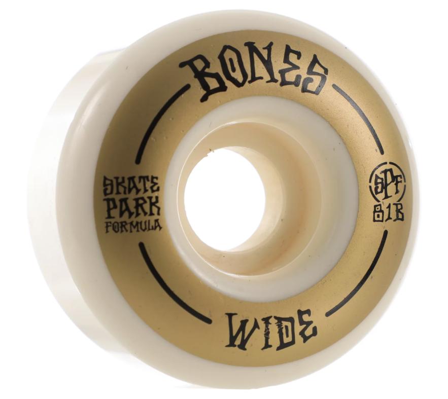 BONES BONES SPF WIDE 54MM 81B