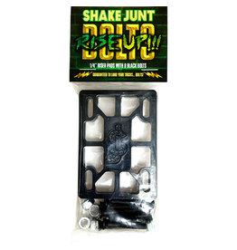 SHAKE JUNT SHAKE JUNT 1/4 RISER PADS / 1 1/4 HARDWARE