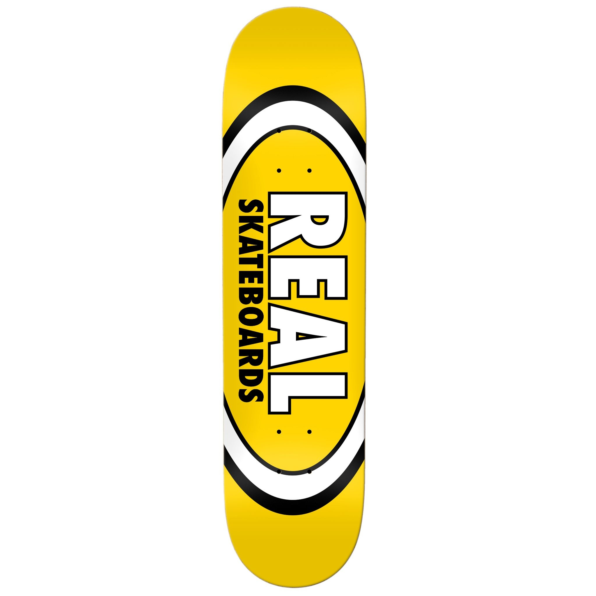 REAL REAL CLASSIC OVAL 8.06 YELLOW