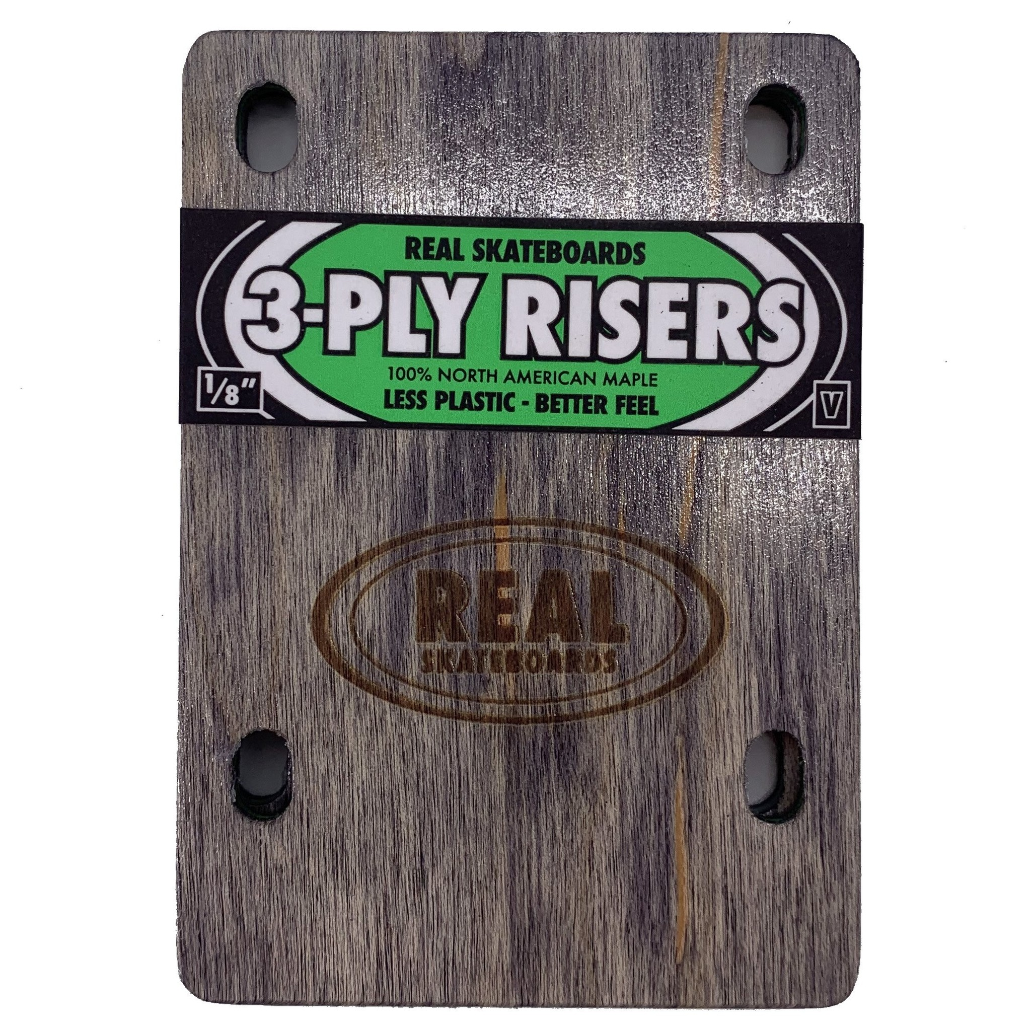 REAL REAL 3-PLY 1/8 RISERS VENTURE FIT