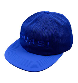 QUASI QUASI PERF HAT ROYAL BLUE