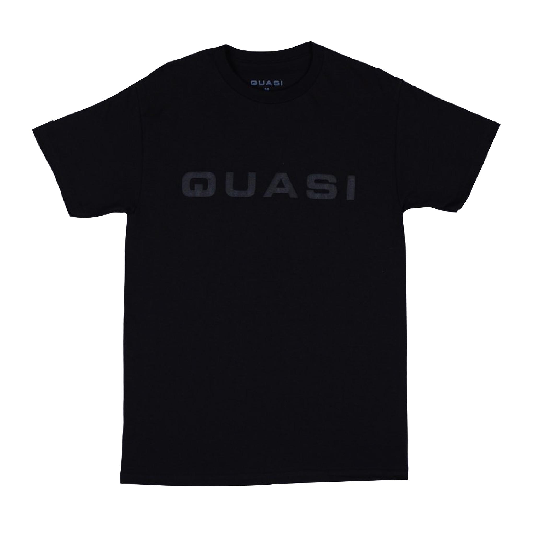 QUASI QUASI EURO T-SHIRT BLACK