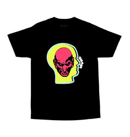 QUASI QUASI HEADS T-SHIRT BLACK