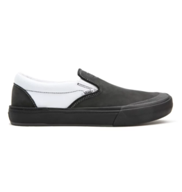 VANS VANS DAK BMX SLIP ON PRO BLACK / WHITE