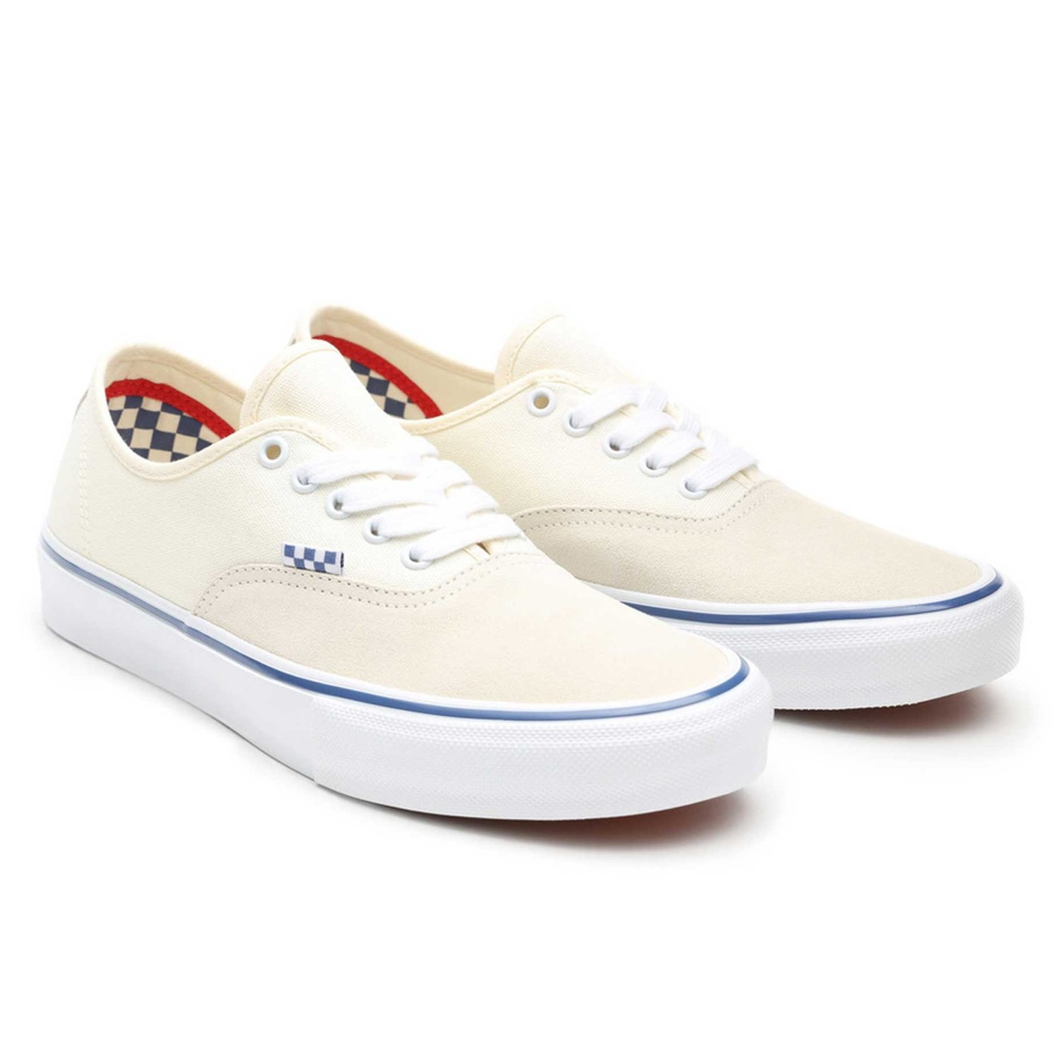 VANS VANS SKATE AUTHENTIC OFF WHITE