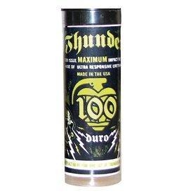 DELUXE THUNDER BUSHINGS 100D MAXIMUM NEON YELLOW